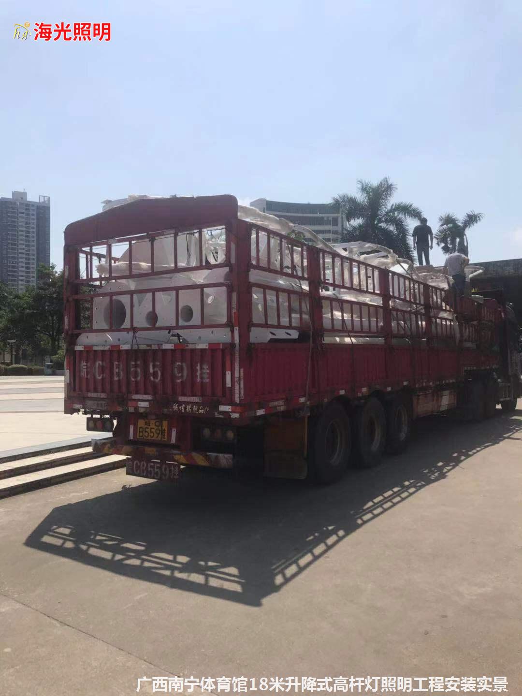 重庆市高杆灯的安装步骤及常见类别及配置