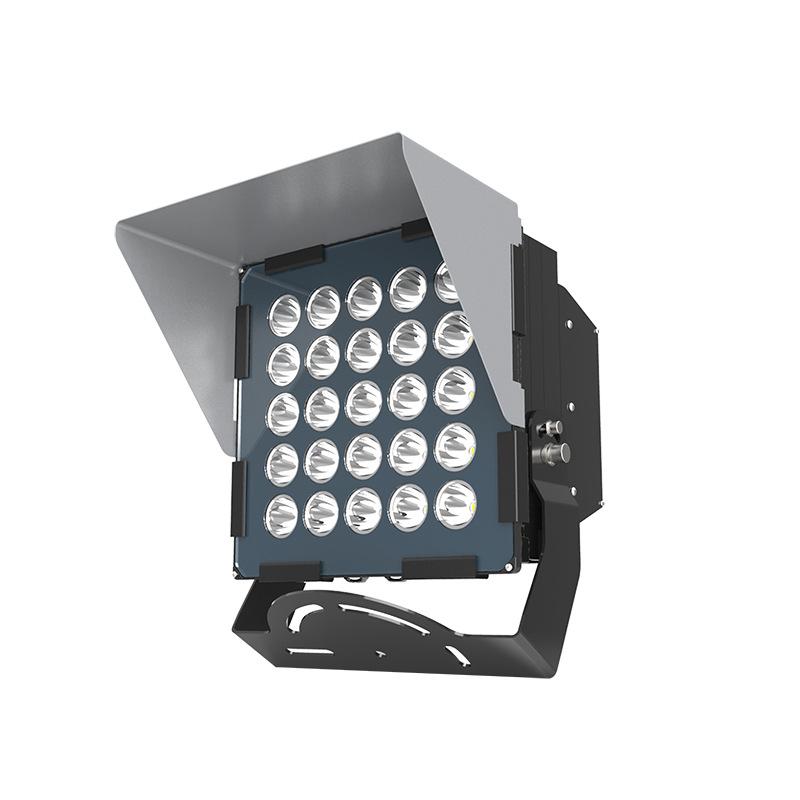 户外1000W大功率LED高杆灯 七大细节处见真章