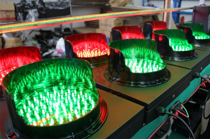 HGLED-XHD-001 交通信号灯,LED交通信号灯,驾校/200地磅红绿灯,停车场指示灯