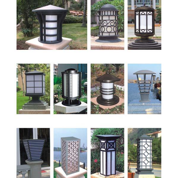 什么是柱头灯?柱头灯都安装在什么地方 有什么作用