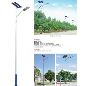 太阳能路灯5大常见问题和解决方法
