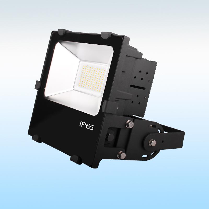 LED投光灯和LED泛光灯是一种灯吗?两者对比究竟有什么区别?