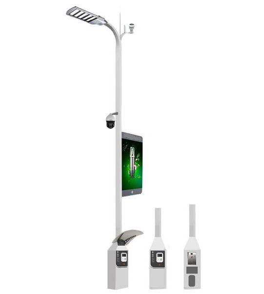 LED路灯生产厂家摆脱低价恶性竞争的关键因素:灯杆