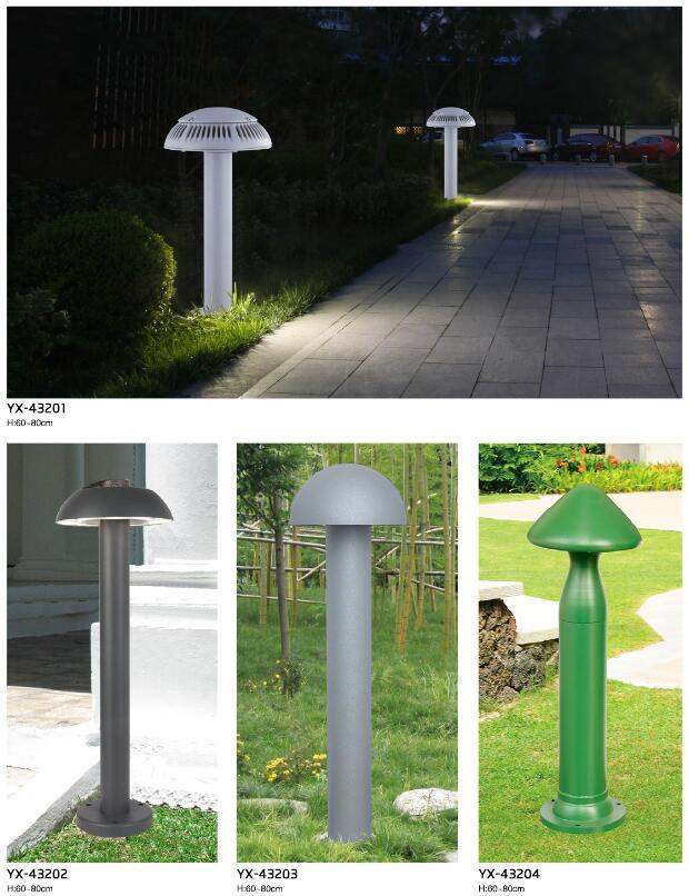 草坪灯布置间距多远比较合适呢?