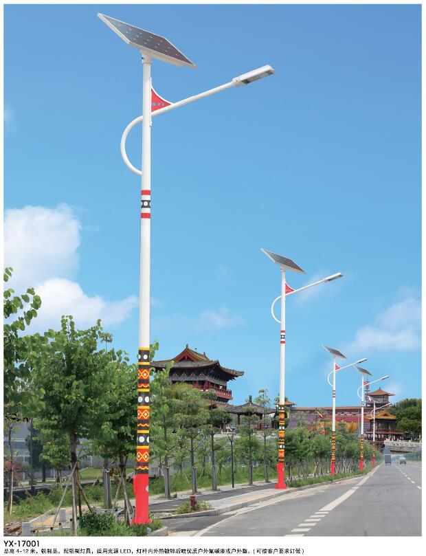优势为引,技术作盾,太阳能路灯未来发展前景不可估量