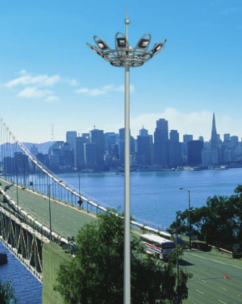 「高杆灯厂家」高杆灯灯盘上升和下降怎么操作?需要注意哪些?