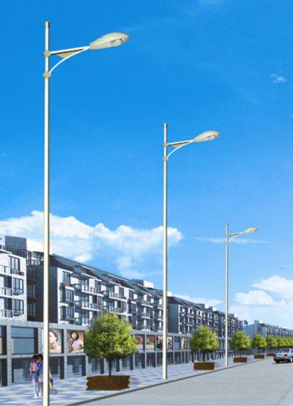 浅析市政路灯工程施工安装技术