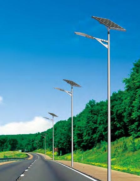 太阳能路灯安装要注意哪些细节?