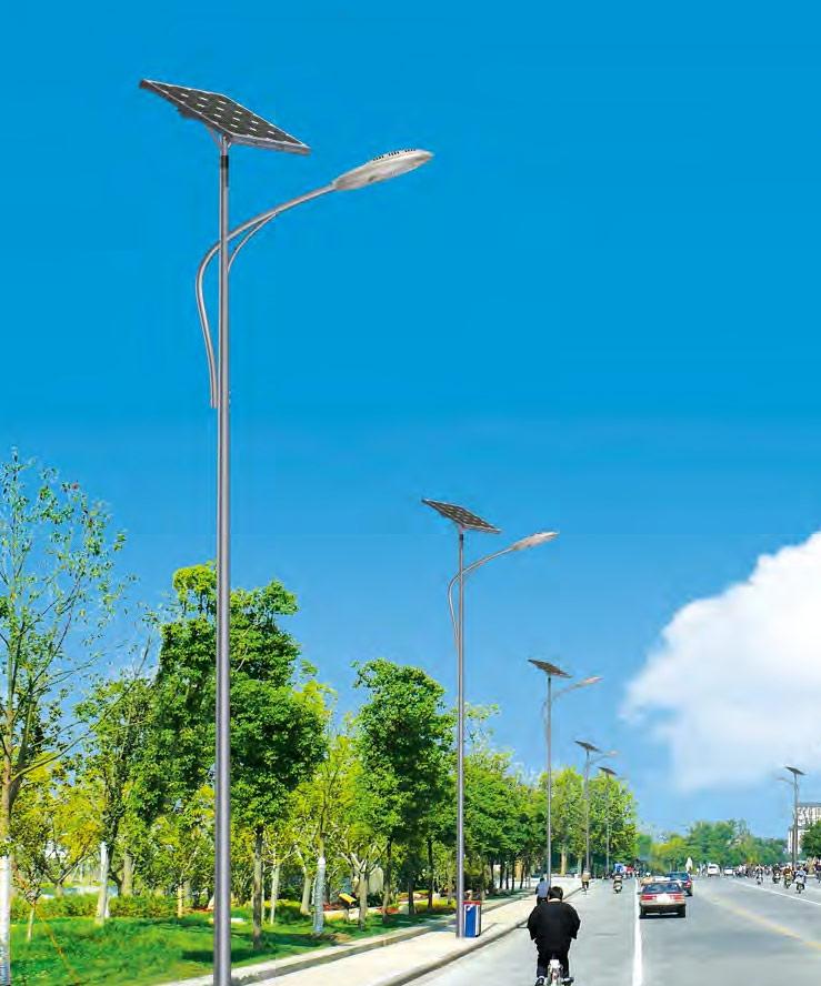 采购太阳能路灯 选择产品性价比高的厂家很关键