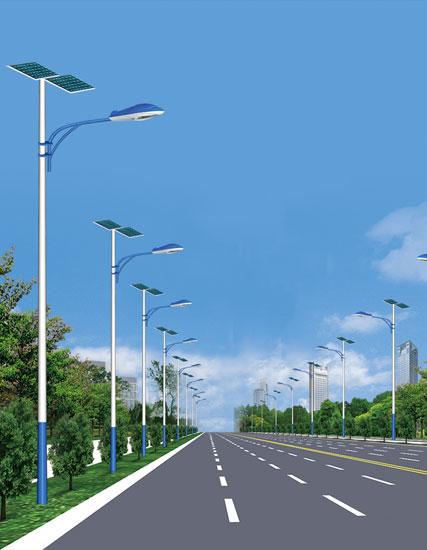 太阳能LED路灯的劣势
