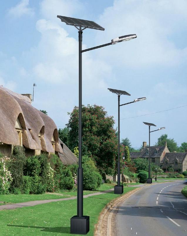 「太阳能路灯厂家」太阳能路灯需要设置开关吗?
