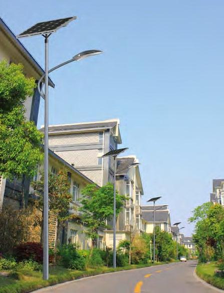 新能源路灯报价和哪些方面有关?